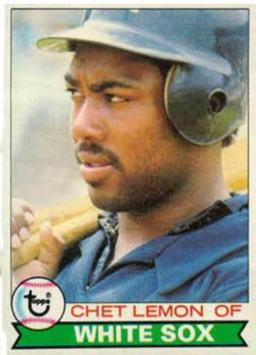 Photo of 1979 Topps #333 Chet Lemon