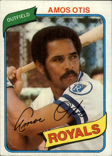 Photo of 1980 Topps #130 Amos Otis