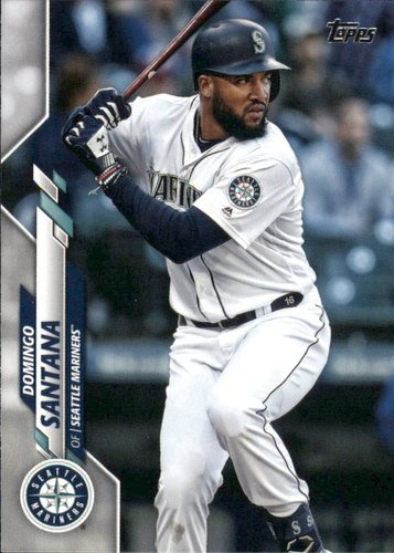 Photo of 2020 Topps #199 Domingo Santana