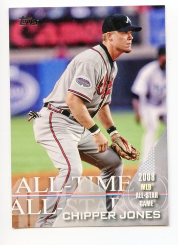 Photo of 2017 Topps All Time All Stars #ATAS47 Chipper Jones