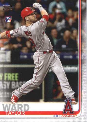 Photo of 2019 Topps #588 Taylor Ward RC