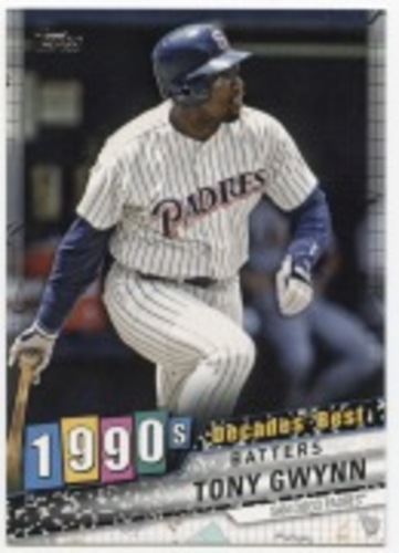 Photo of 2020 Topps Decades' Best #DB56 Tony Gwynn