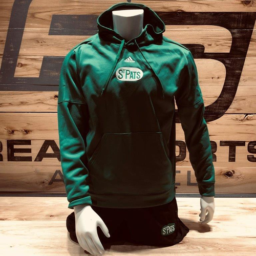 St. Pats Team Issued ADI Climawarm Hoody Size M