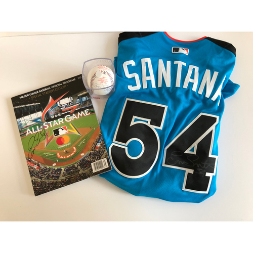 Photo of Ervin Santana All-Star Game Bundle