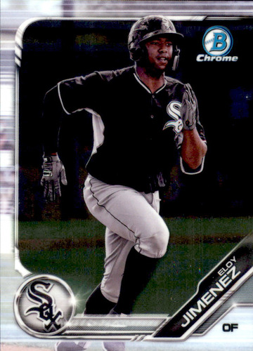 Photo of 2019 Bowman Chrome Prospects #BCP150 Eloy Jimenez