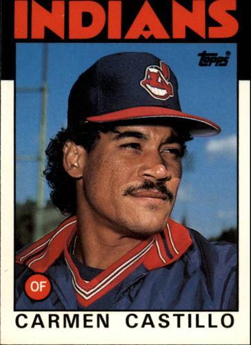 Photo of 1986 Topps Traded #21T Carmen Castillo