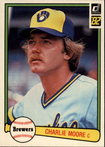 Photo of 1982 Donruss #280 Charlie Moore
