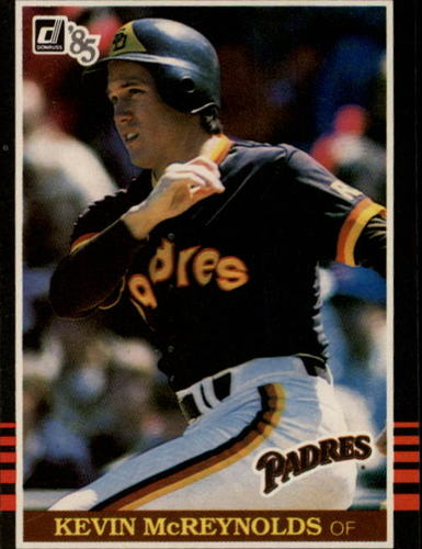 Photo of 1985 Donruss #139 Kevin McReynolds