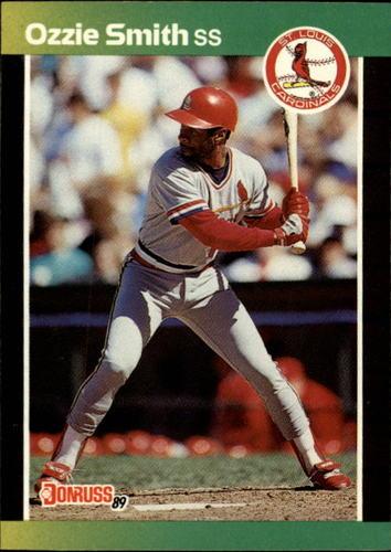 Photo of 1989 Donruss #63 Ozzie Smith