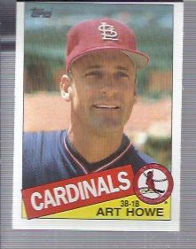 Photo of 1985 Topps #204 Art Howe