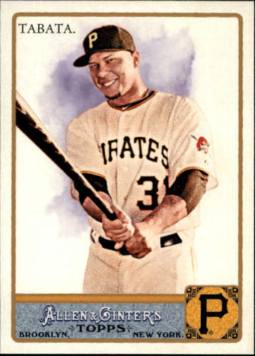 Photo of 2011 Topps Allen and Ginter #216 Jose Tabata