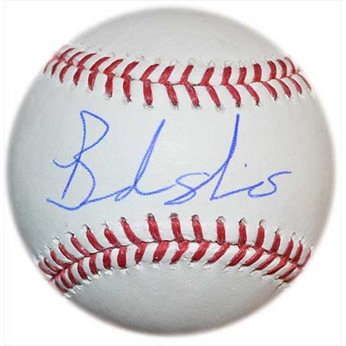 Photo of Brandon Nimmo - Autographed Major League Baseball