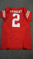 49ERS - BLAINE GABBERT SIGNED AUTHENTIC 49ERS JERSEY - SIZE 44