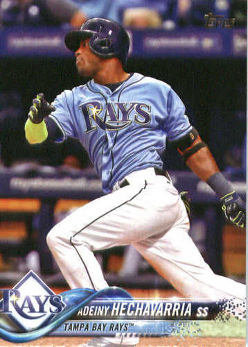 Photo of 2018 Topps #164 Adeiny Hechavarria