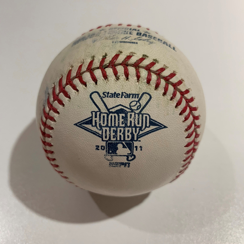 Photo of 2011 - HR Derby Baseball - Batter: Robinson Cano - Round 2 (Out #8)