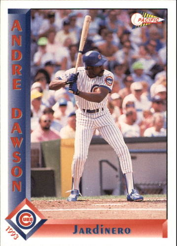 Photo of 1993 Pacific Spanish #56 Andre Dawson