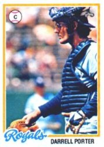 Photo of 1978 Topps #19 Darrell Porter