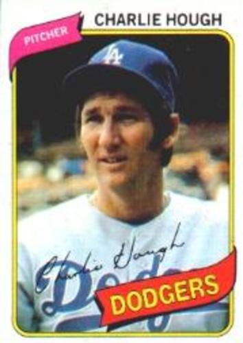Photo of 1980 Topps #644 Charlie Hough