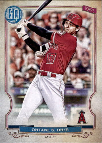 Photo of 2020 Topps Gypsy Queen #261 Shohei Ohtani