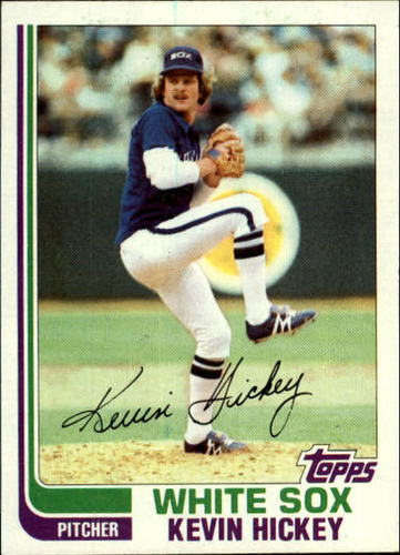 Photo of 1982 Topps #778 Kevin Hickey RC
