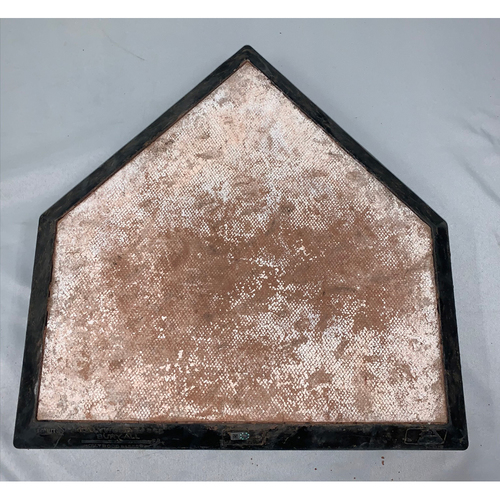 Photo of Baltimore Orioles vs Boston Red Sox September 29, Game Used Home Plate