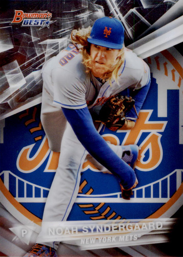 Photo of 2016 Bowman's Best #38 Noah Syndergaard