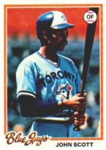 Photo of 1978 Topps #547 John Scott
