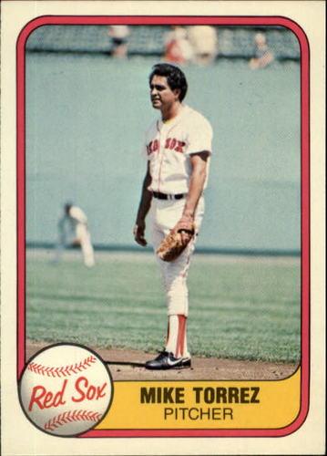 Photo of 1981 Fleer #233 Mike Torrez