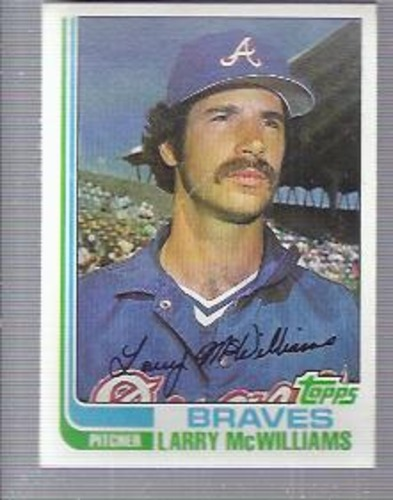 Photo of 1982 Topps #733 Larry McWilliams