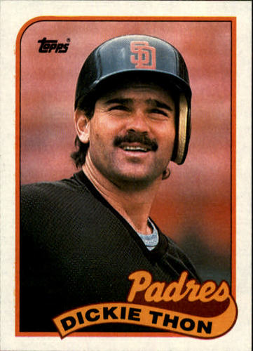 Photo of 1989 Topps #726 Dickie Thon