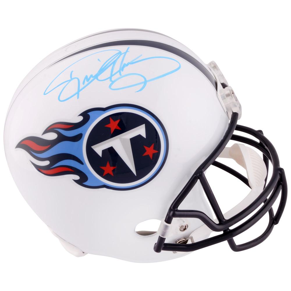 Derrick Henry Tennessee Titans Autographed Riddell Replica Helmet