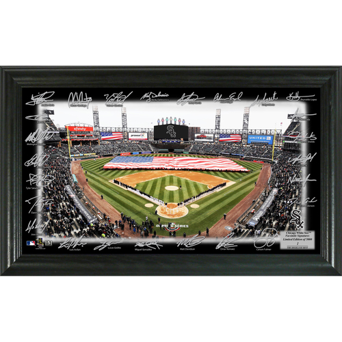 Photo of Chicago White Sox 2018 Signature Field