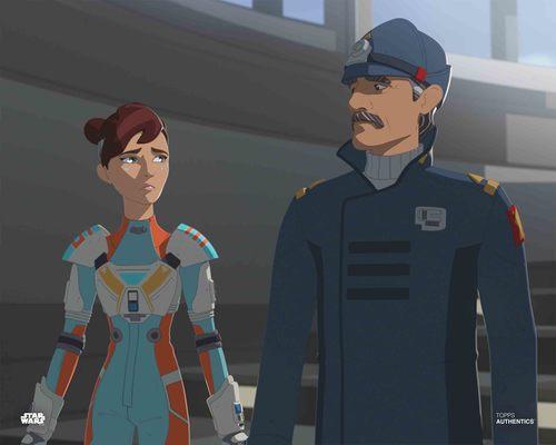 Torra Doza and Captain Doza