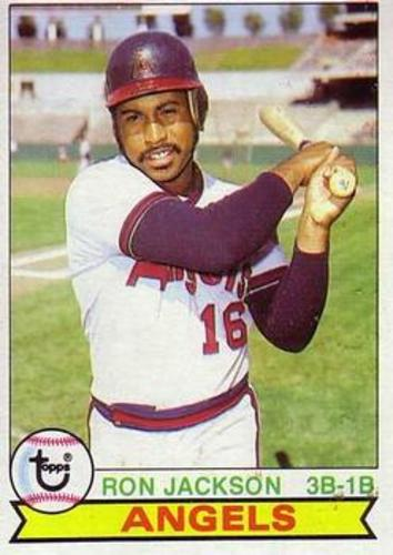 Photo of 1979 Topps #339 Ron Jackson