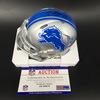 NFL - Lions Darius Slay Signed Mini Helmet