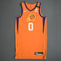 Jalen Lecque - Phoenix Suns - Game-Issued Statement Edition Jersey - 2019-20 NBA Season Restart with Social Justice Message