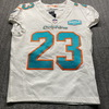 STS - Dolphins Noah Igbinoghene Game Used Jersey (11/8/20) Size 38