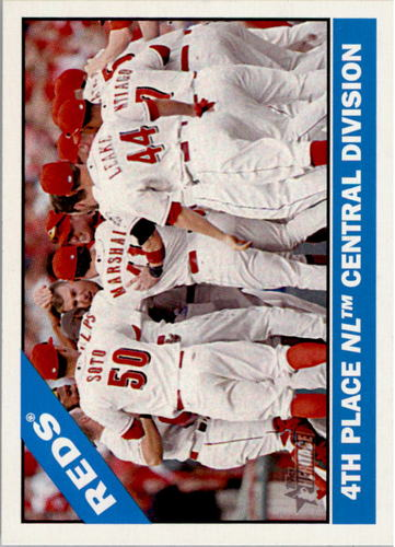 Photo of 2015 Topps Heritage #59 Cincinnati Reds