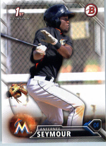 Photo of 2016 Bowman Prospects #BP21 Anfernee Seymour