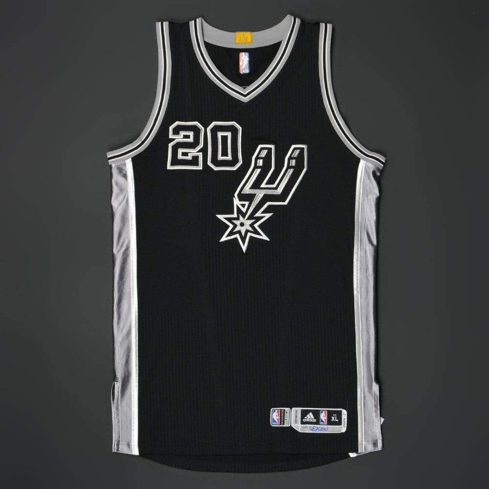 reputable site cd2f2 481c8 authentic manu ginobili jersey