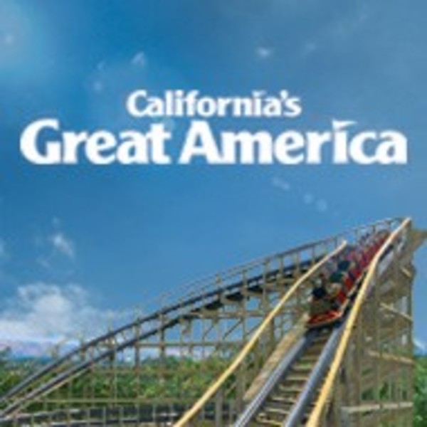 Clickable image to visit California's Great America VIP Ticket Package