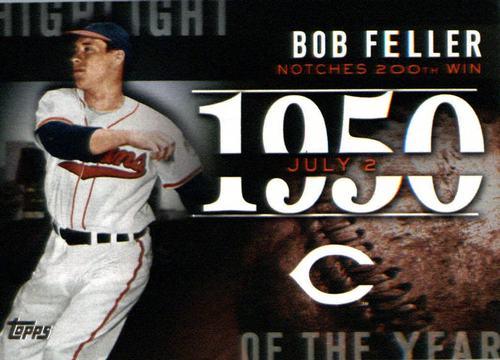 Photo of 2015 Topps Highlight of the Year #H42 Bob Feller