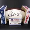 NFL - Lions Cory Schlesinger Signed Panel Ball