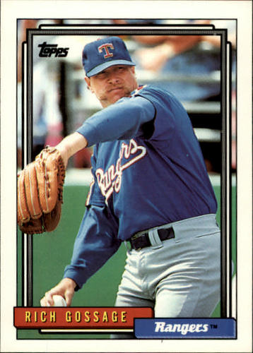 Photo of 1992 Topps #215 Rich Gossage