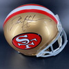 PCC - 49ers Deion Sanders Signed Authentic Proline Helmet