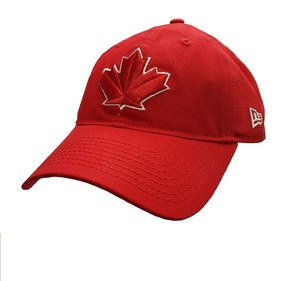 Toronto Blue Jays Alternate Red Slouch Cap by New Era