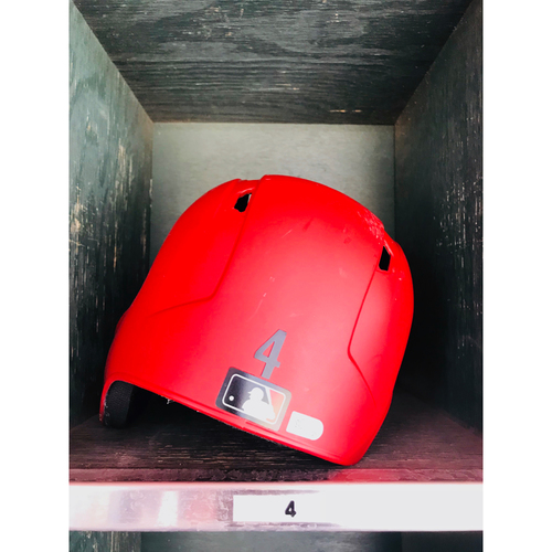 Photo of 2018 Ketel Marte Game-Used Batting Helmet