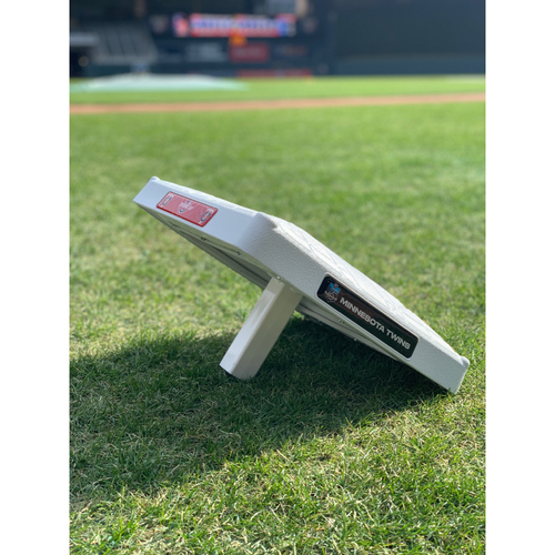Photo of Minnesota Twins - 2019 Opening Day Game Used 1st Base