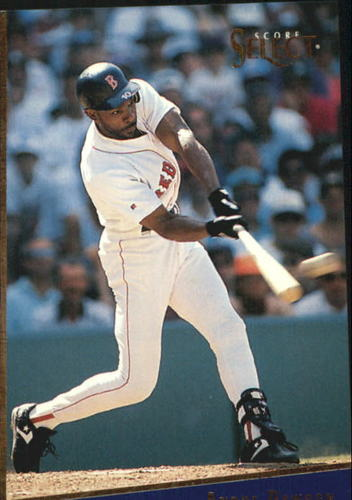 Photo of 1993 Select Rookie/Traded #11T Andre Dawson
