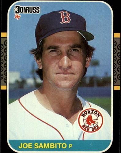 Photo of 1987 Donruss #421 Joe Sambito